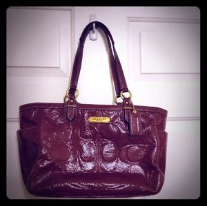 Pre owned Coach bag.